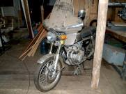 Honda CB2