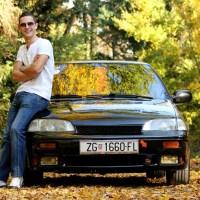 """Josip """"Joc"""" Putak - Suzuki Swift GTI"""