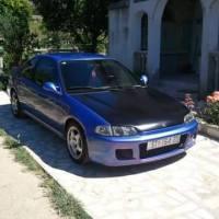 Legenda HFC-a: Honda EJ1 1.6 VTi i uzaludan put u Split