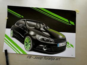 Josip Turalija art