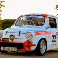 Fiat Abarth 850 TC - Damir Vidaković Buco