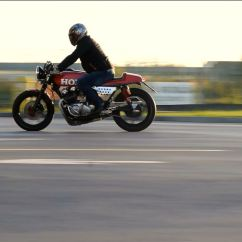 Honda CB Boldor cafe racer02