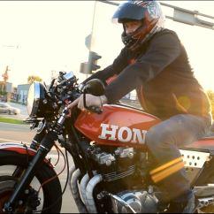 Honda CB Boldor cafe racer03