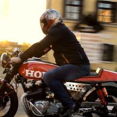 Honda CB Boldor cafe racer07
