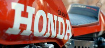 Honda CB Boldor cafe racer08