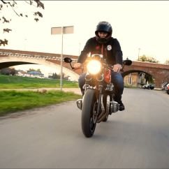 Honda CB Boldor cafe racer10