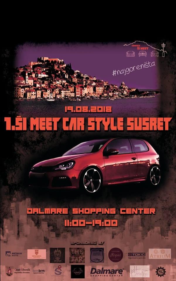 1. ŠI MEET Car Style Susret