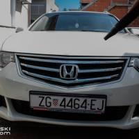 Sušenje auta - četvrti korak car detailinga