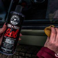 Obnova vanjskih plastika - sedmi korak car detailinga