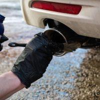 Čišćenje auspuha – osmi korak car detailinga