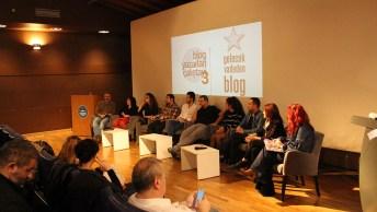 Üçüncü Blog Yazarları Çalıştayı - Gelecek Blogda Oturumu