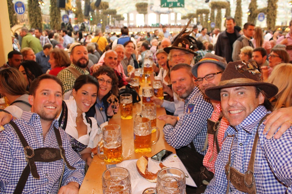 2019 Weekend Packages for Oktoberfest in Munich Duration