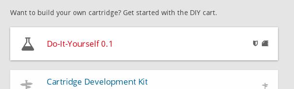OpenShift安裝Nginx+MYSQL+PHP5.6