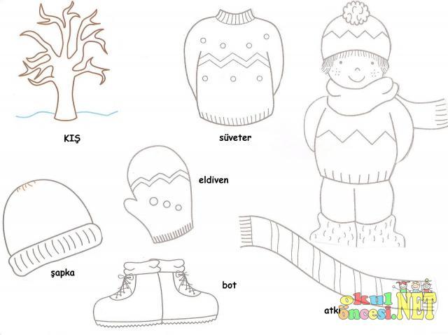 Giysiler Boyama Sayfas Free Coloring Pages Globalchin Coloring