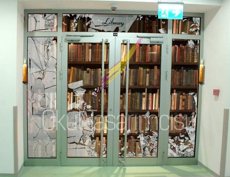 Kütüphane #4