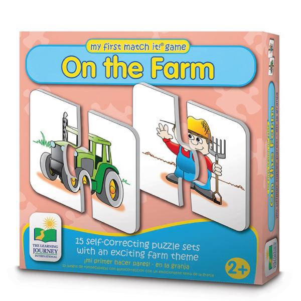 Çiftlik Puzzle