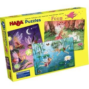 Haba Puzzles Fairies