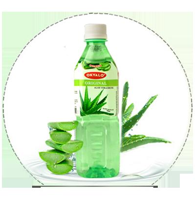 original flavor aloe juice