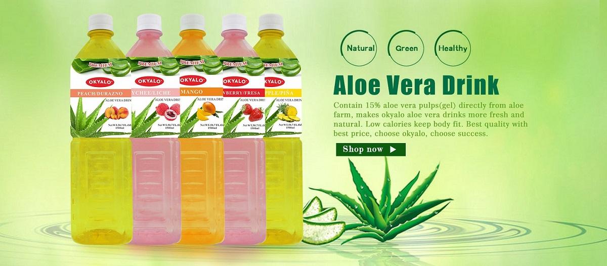 aloe juices