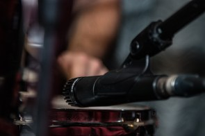 Shure SM57 on Snare