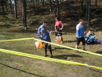 Nachwuchs bei Mittel-OL und Sprint in Doksy