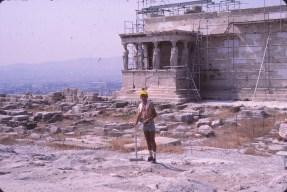 Athènes, Acropole