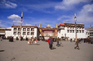Jokhang, 17e siècle