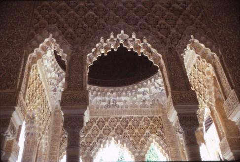 l'Alhambra de Cordoue