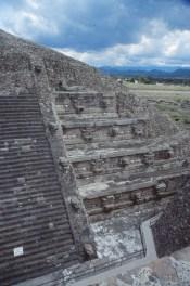 Teotihuacan (temple Quetzacoalt)