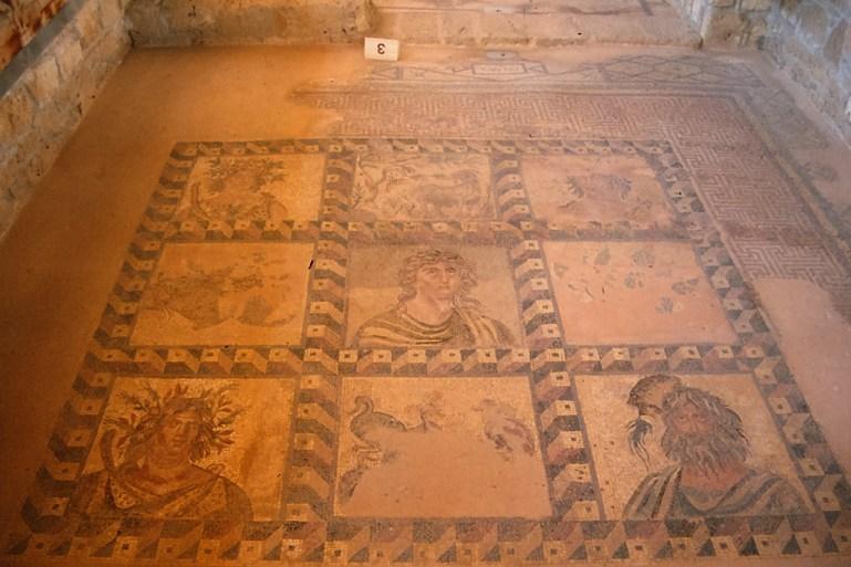 Mosaïques de Paphos