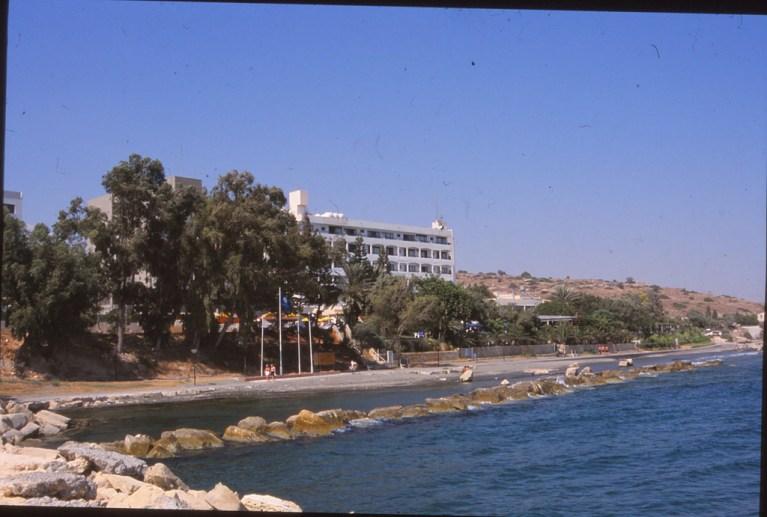 Limassol, notre hôtel