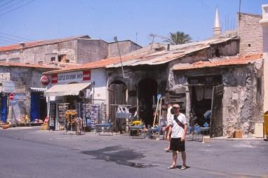 Limassol, qualtier turque