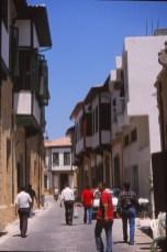 Rue du Nicosie turque
