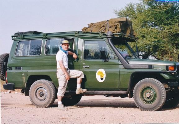 prêt pour le safari