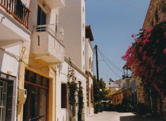 Une rue de Kos