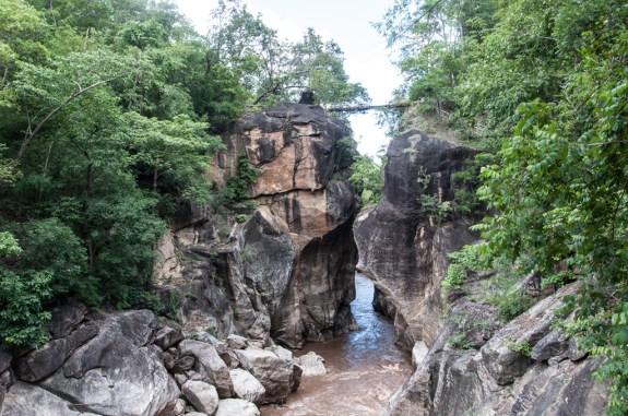 Gorges de la Chaem (parc Op Luang)