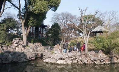 Jardin des maîtres des filets