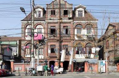 bâtiment de l'ex ghetto