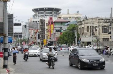 Une rue du centre