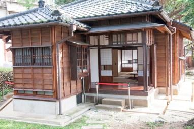 Maison d'un ancien gouverneur nippon