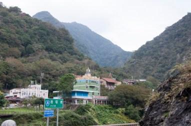 Auberge de Tienhsiang village