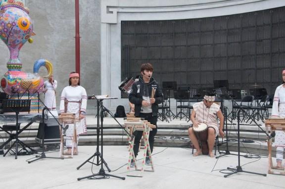 """Concert de musique """"hill tribes"""""""
