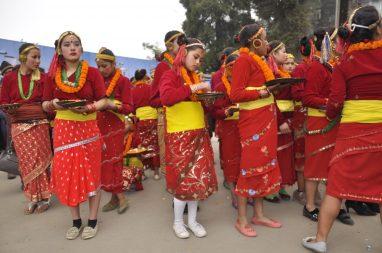 une Nième procession