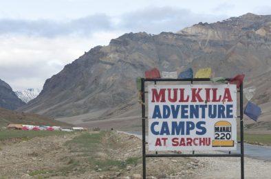 Camps de Sarchu