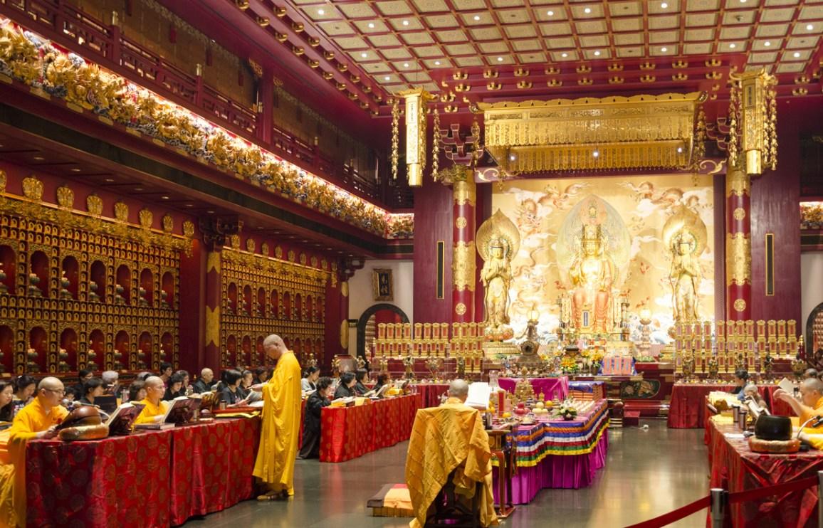 Yueh Hai Temple