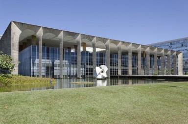 Palais Itamaraty (ministère des affaires étrangères)