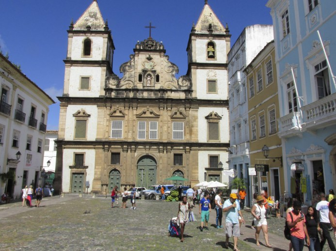 Eglise et couvent sao francisco (fin 17ème)