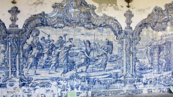Azulejos de sao francisco