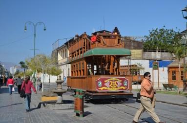 L'ancien tram