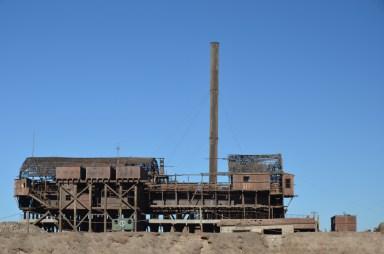 L'ancienne usine de salpêtre
